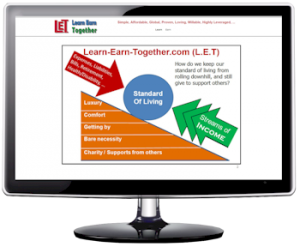 Learn Earn Together