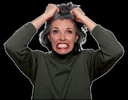 Frustration over your website?
