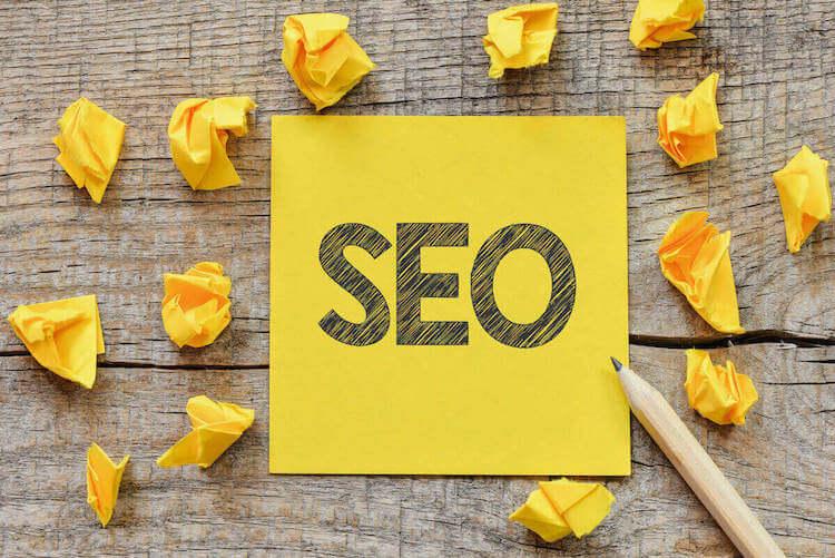 seo copywriting tips to increase rankings graphic