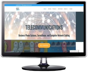CCC Networks, Inc. - Telecommunications