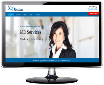 MD Services Medical Credentialing