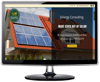 Solargy Consulting - Solar Panel for homes